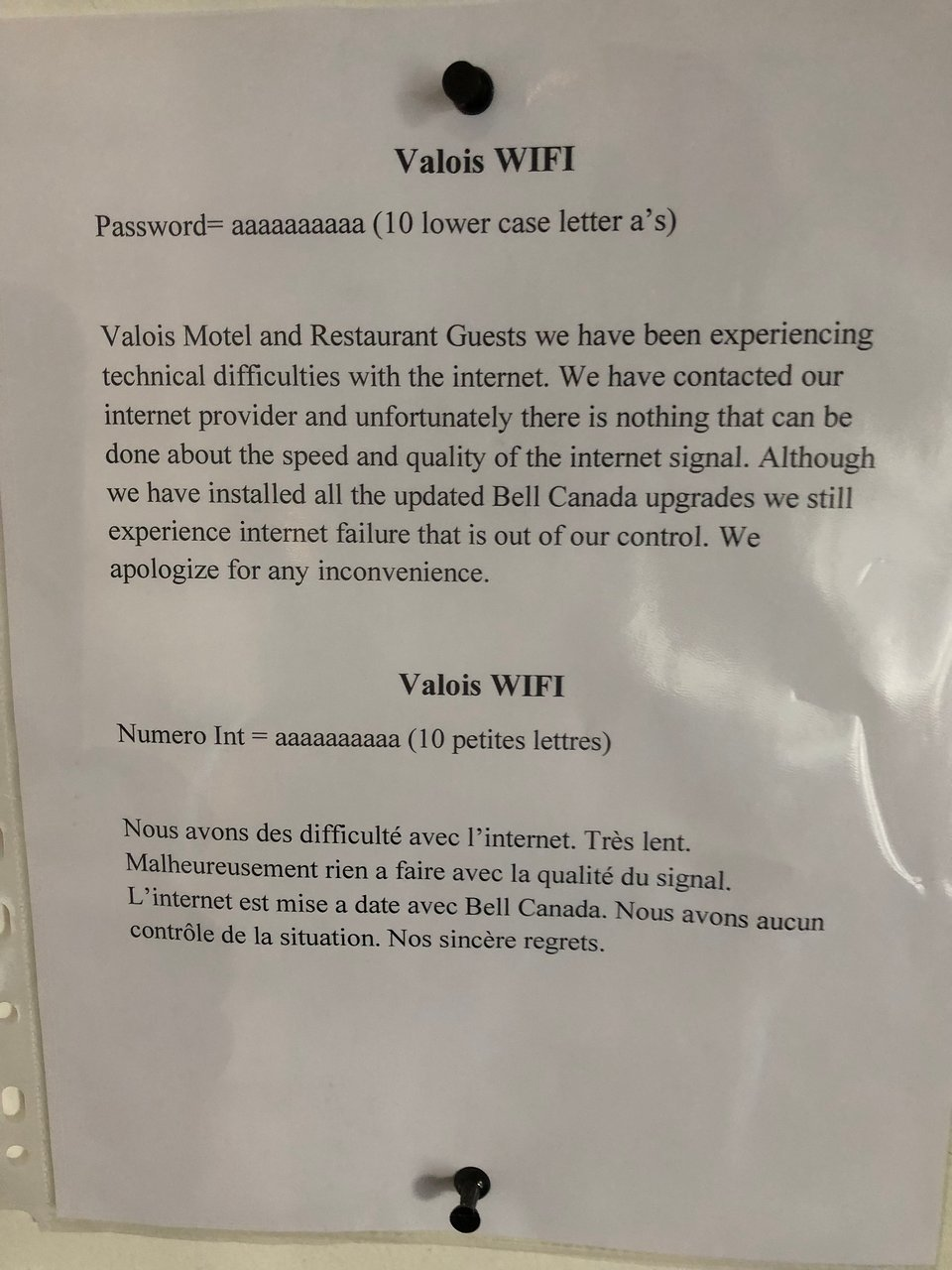 VALOIS' MOTEL & RESTAURANT - Updated 2019 Reviews (Mattawa