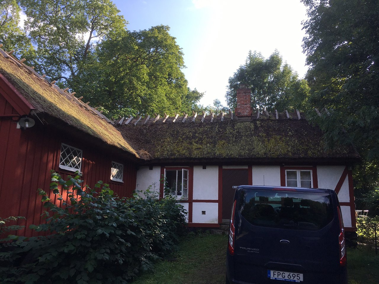 a House in the woods in sterlen - Houses for Rent in Kivik