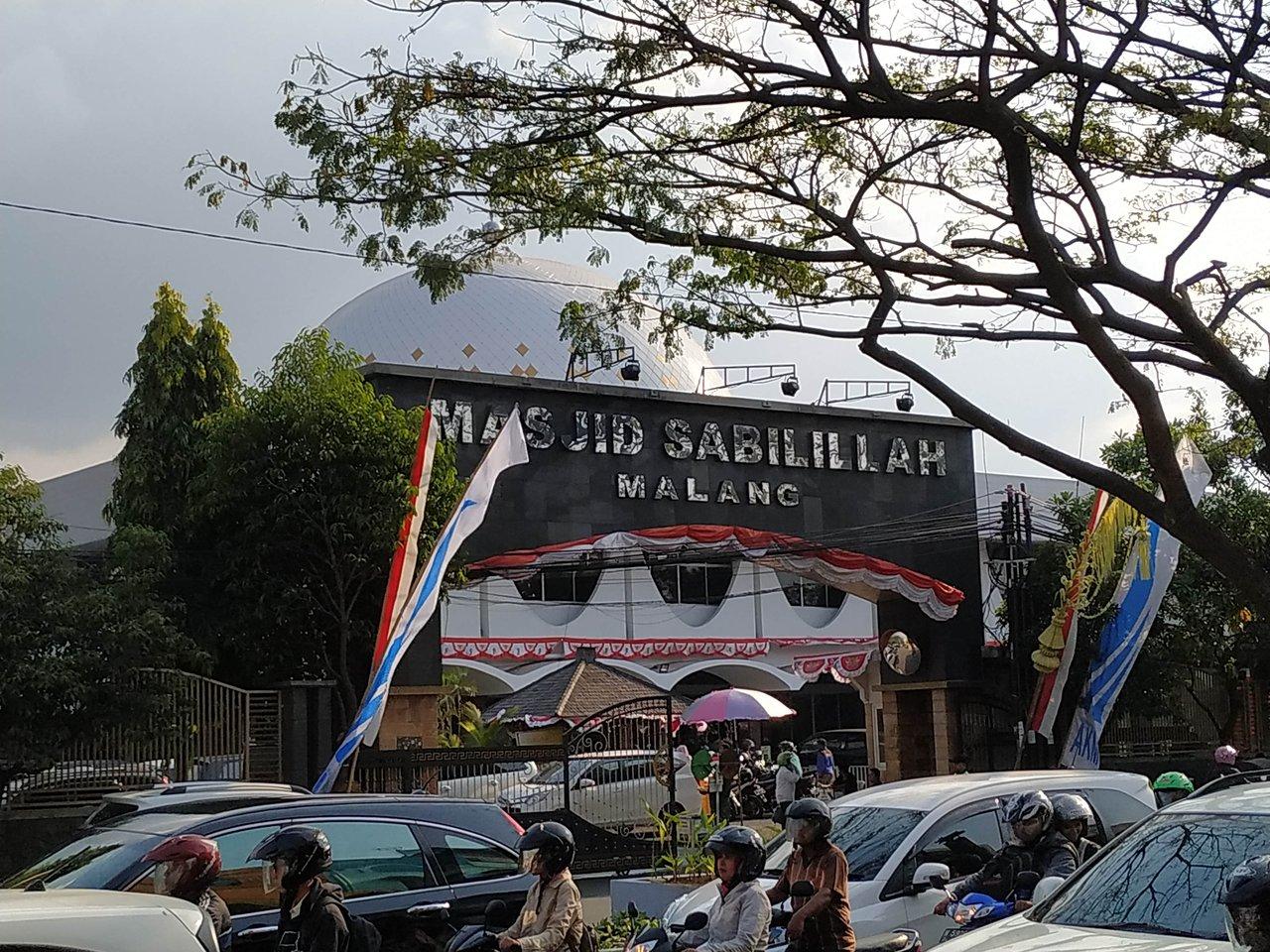 Masjid Sabilillah Malang
