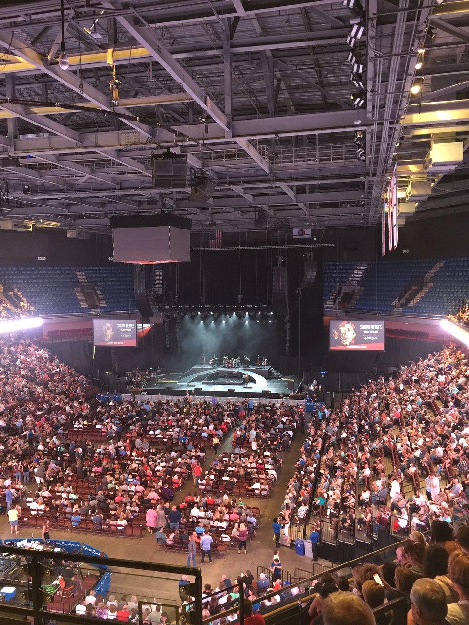 Mohegan Sun Arena Uncasville 2020