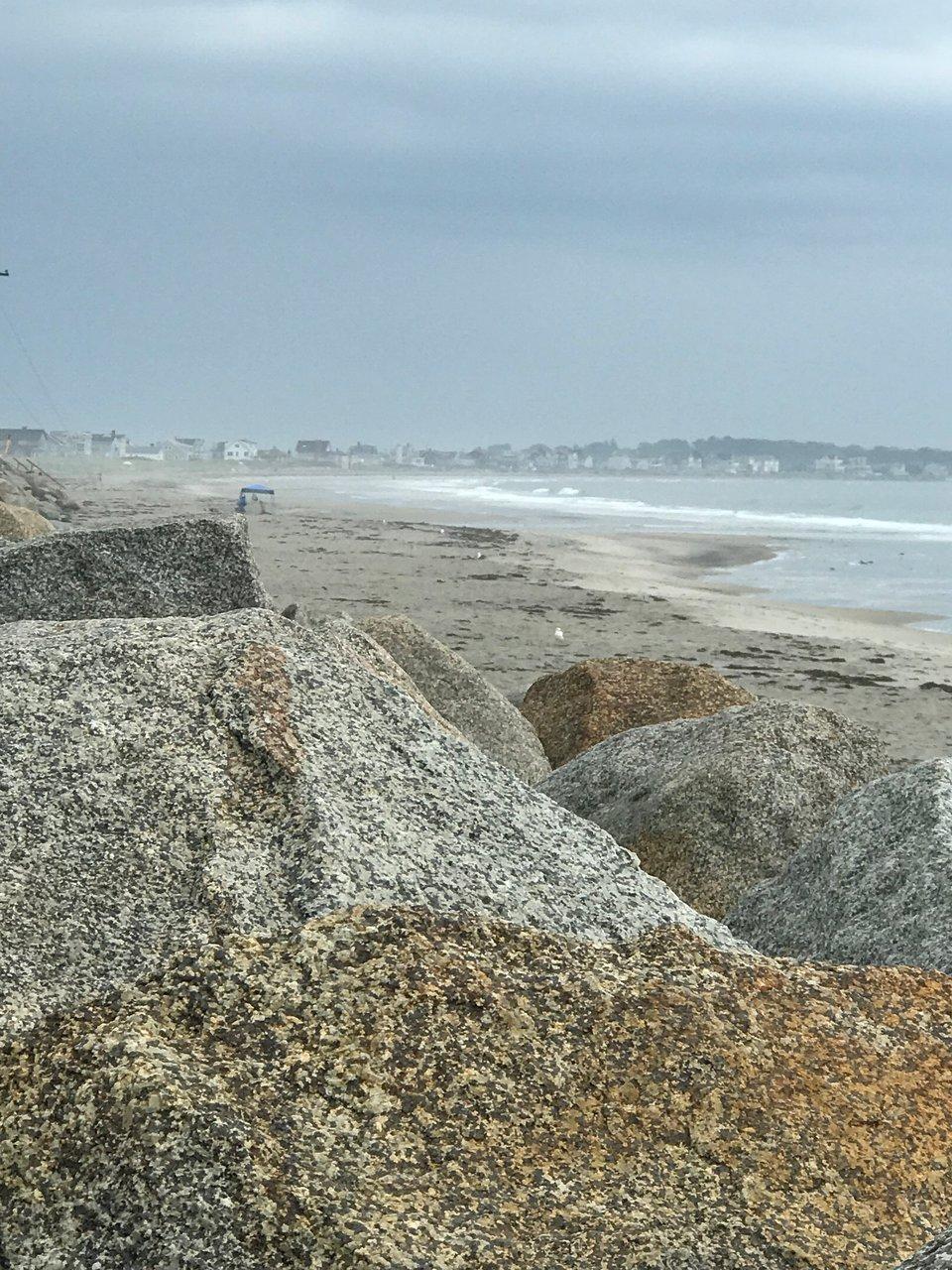 Fortunes Rocks Beach Biddeford 2020