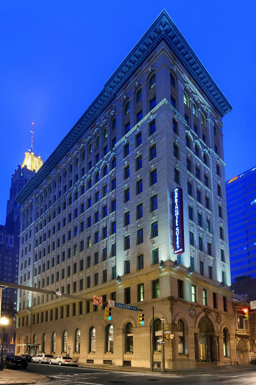 SpringHill Suites Baltimore Downtown/Inner Harbor - UPDATED