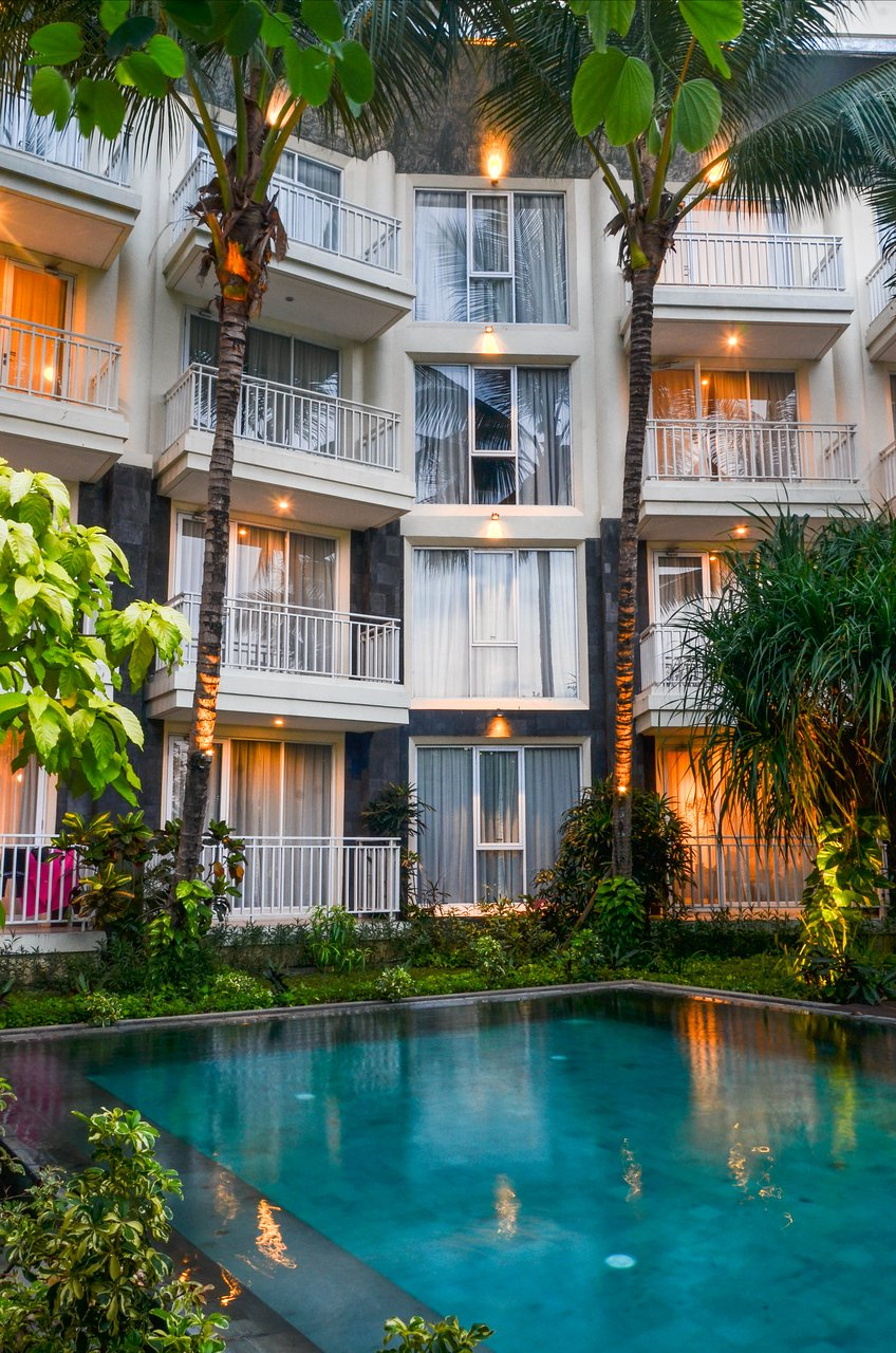 Fontana Hotel Bali 2018 World S Best Hotels