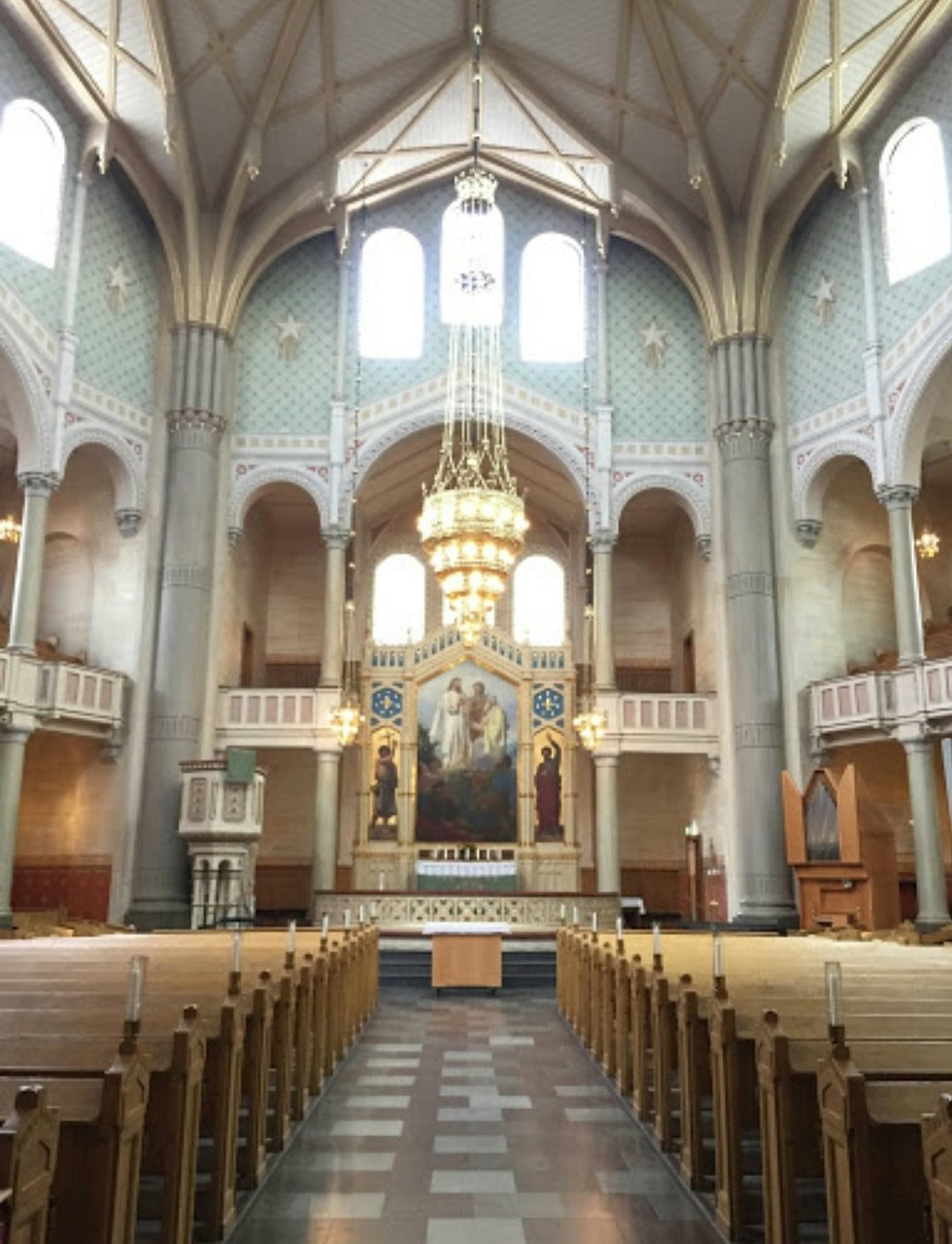 st pauli kyrka malm