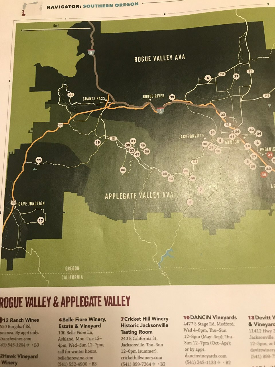 Fiore 6747.Foris Vineyards Cave Junction 2020 All You Need To Know Before