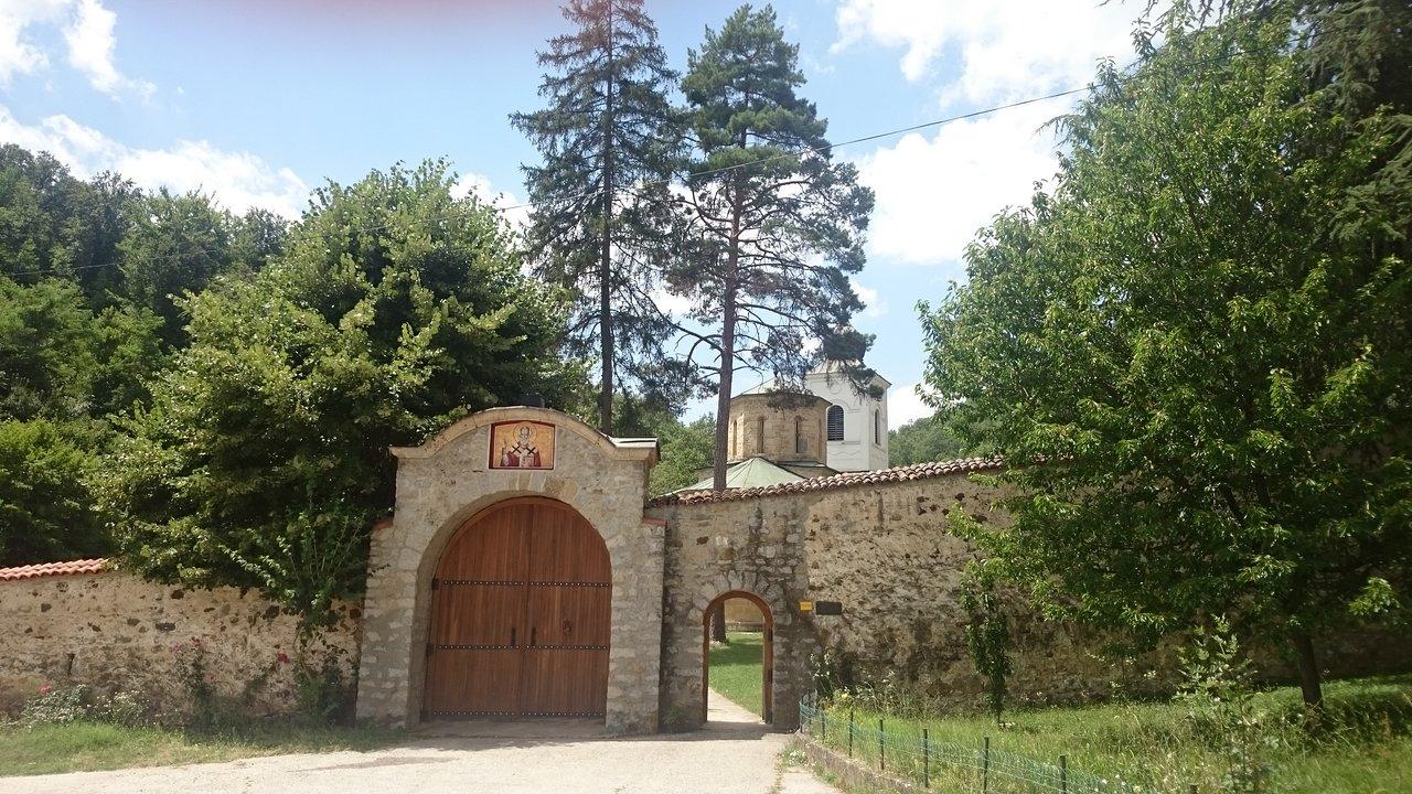 Monastery Of Draca Kragujevac Srbija Komentari