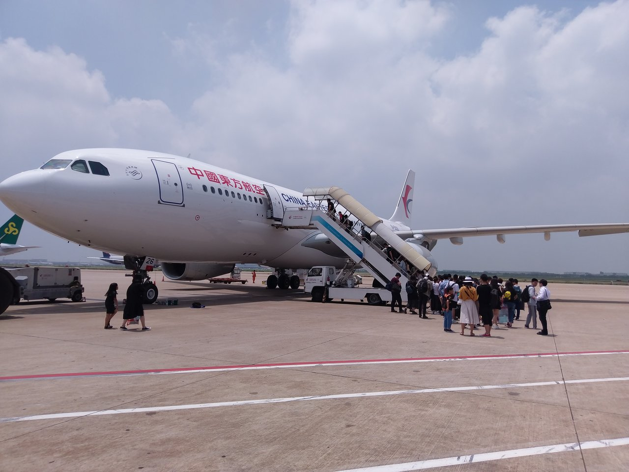 China Eastern Airlines Flights and Reviews (with photos