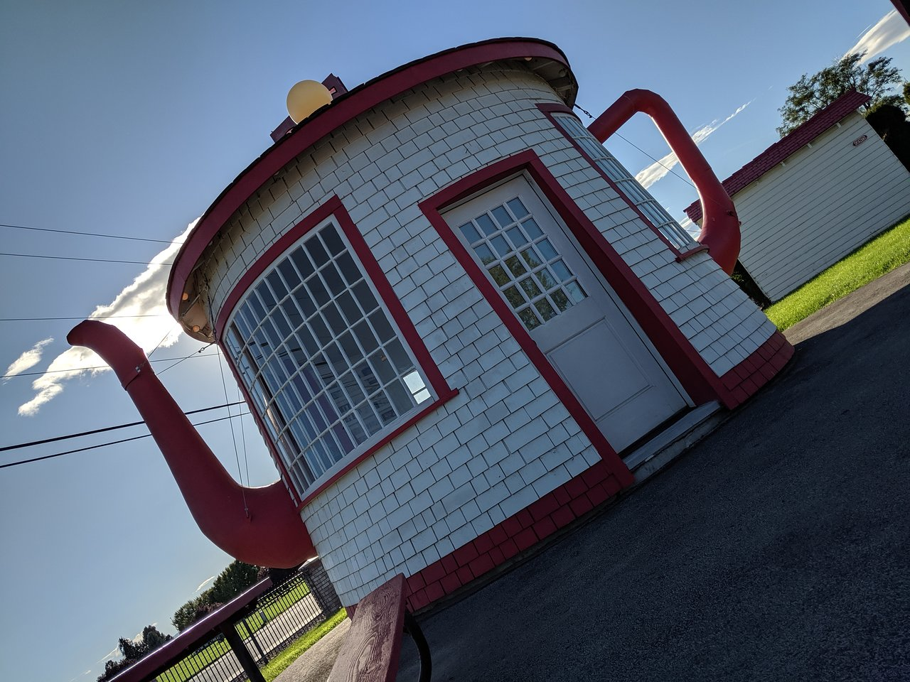 The teapot Dome Gas Station (Zillah) - 2019 All You Need to