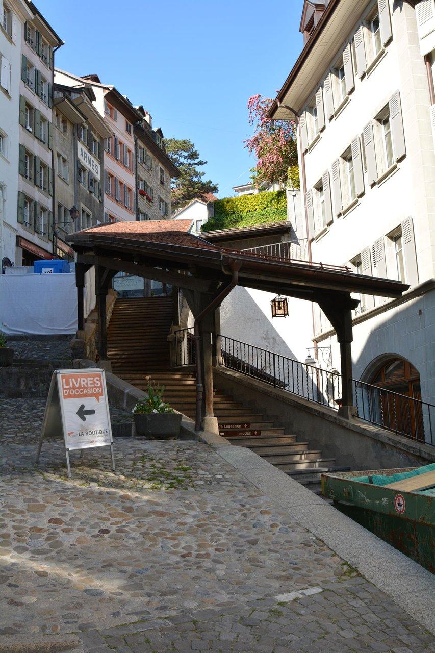 Refaire Escalier Trop Raide escaliers du marché (lausanne) : 2020 ce qu'il faut savoir
