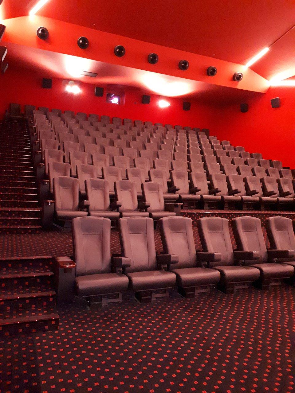 Cinema Megarama (Ecole-Valentin) - 10 All You Need to Know