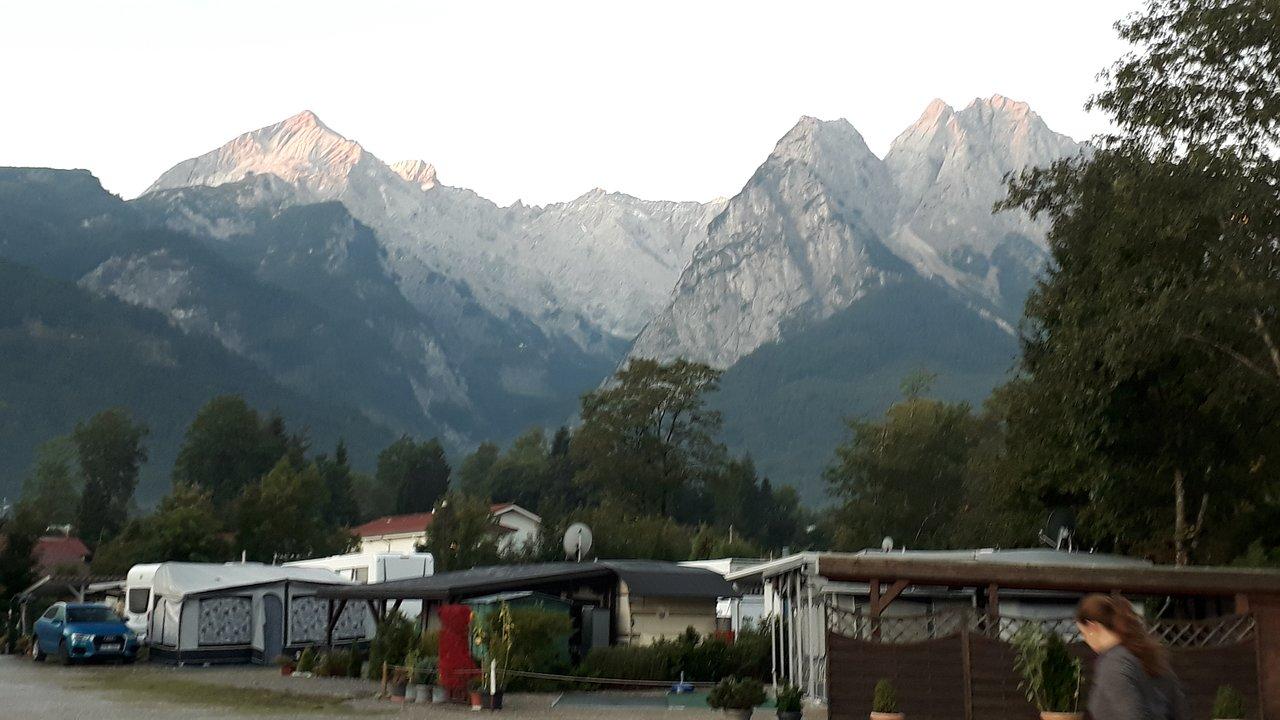 campingplatz zugspitze