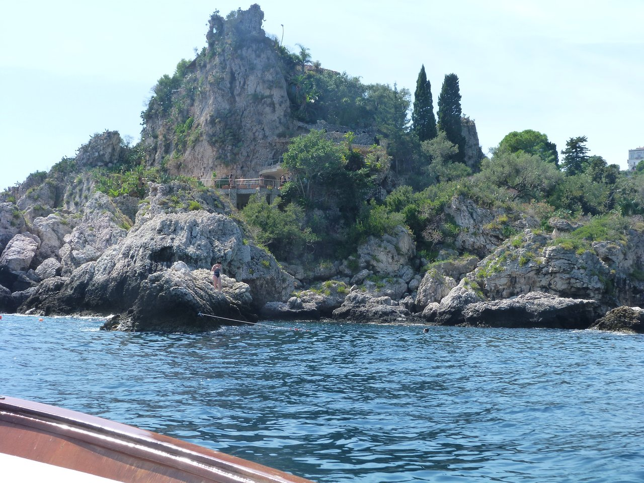 Boat Excursion At Mazzaro Bay Taormina 2020 All You Need To