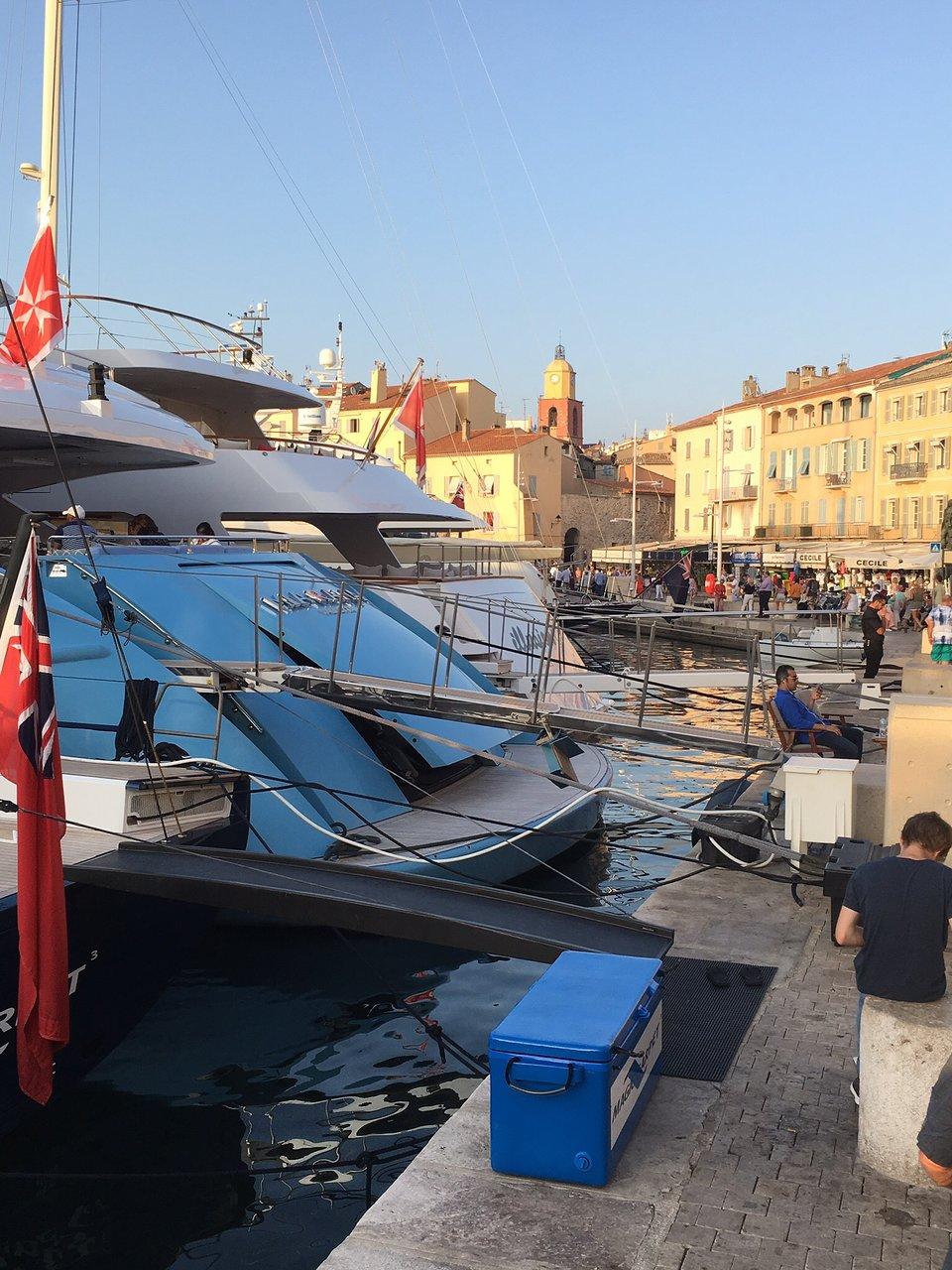 St. Tropez Harbor (Saint-Tropez) - Aktuelle 2019 - Lohnt es ...
