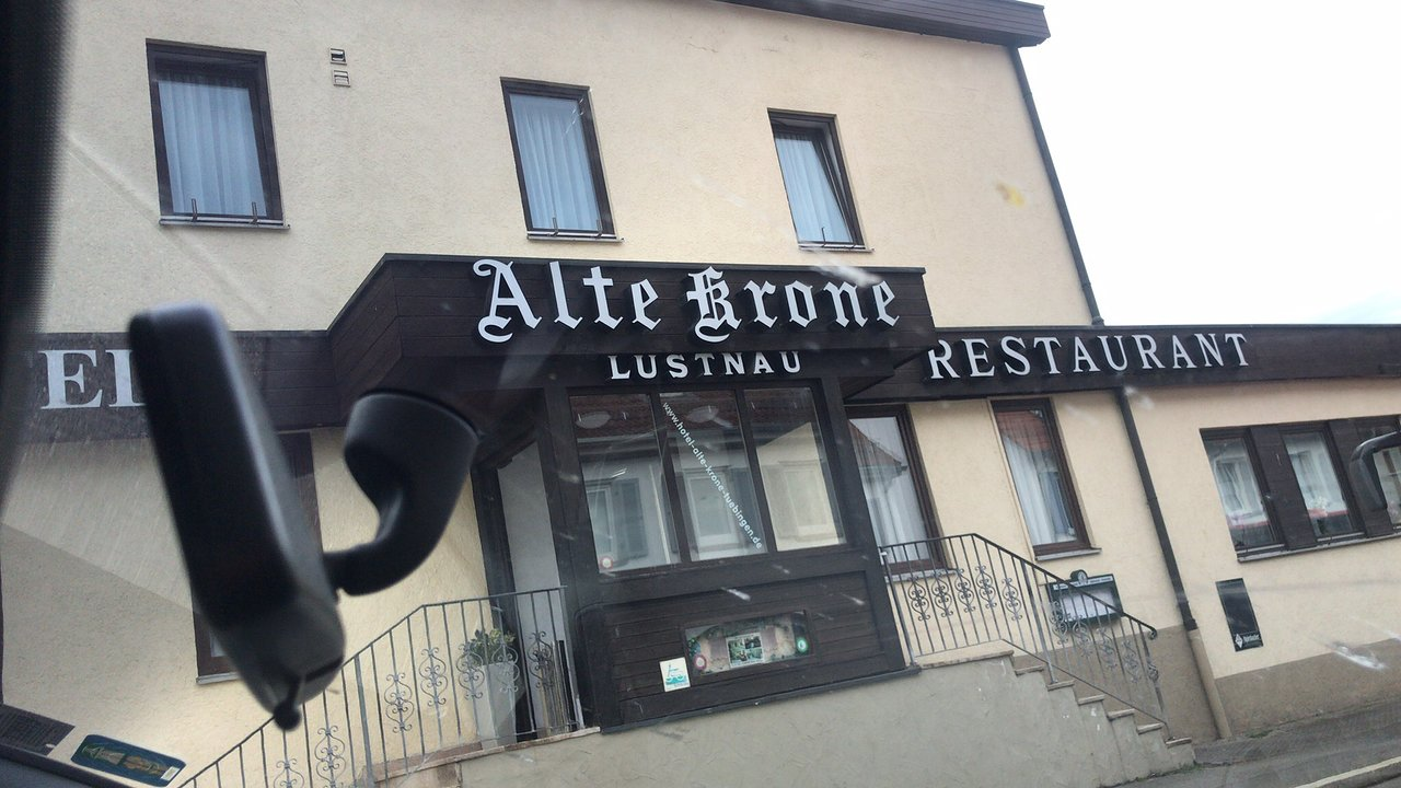 Hotel Alte Krone Prices Reviews Tubingen Germany