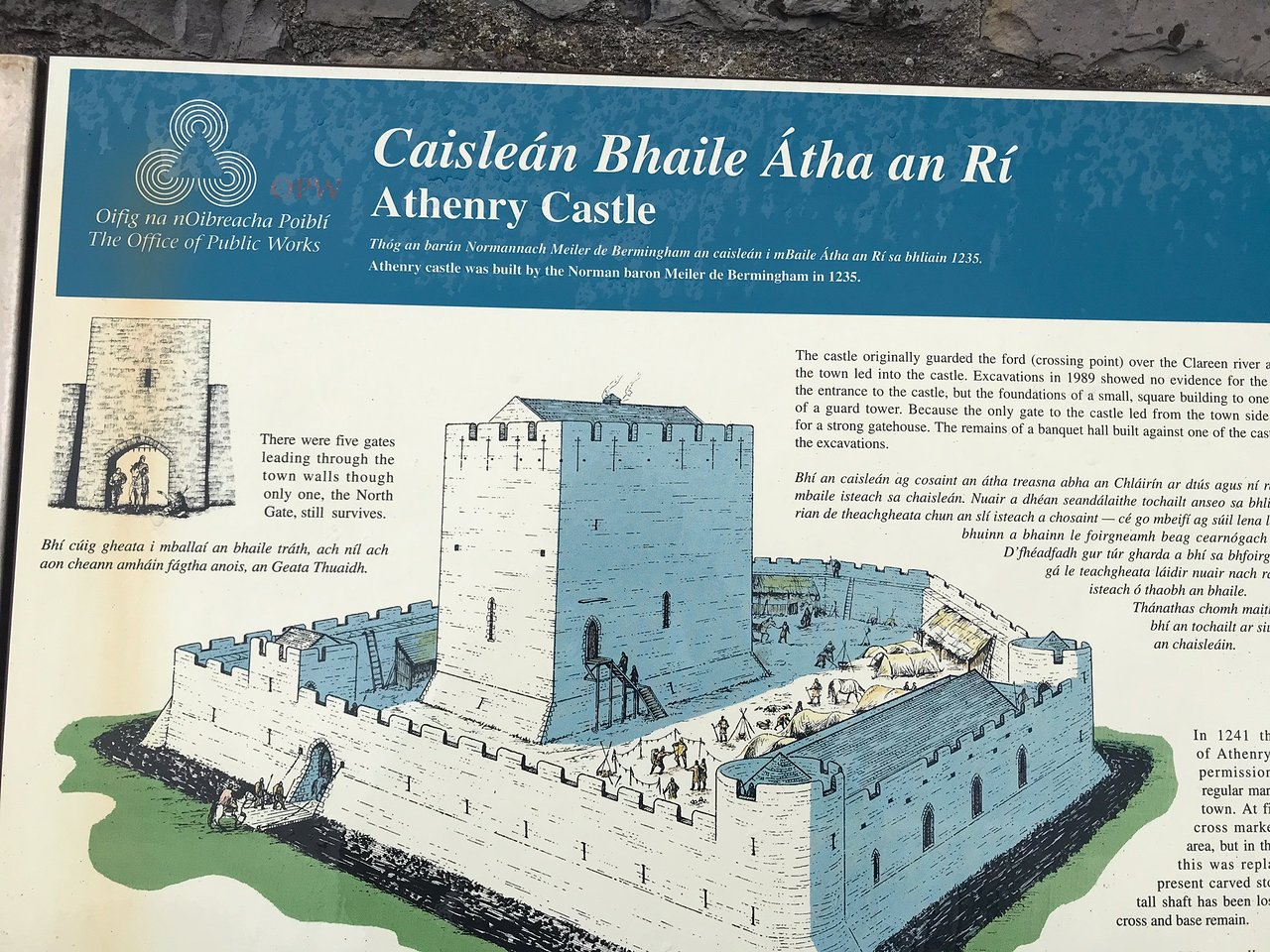 Athenry Castle | | UPDATED March 2020 Top Tips Before You Go