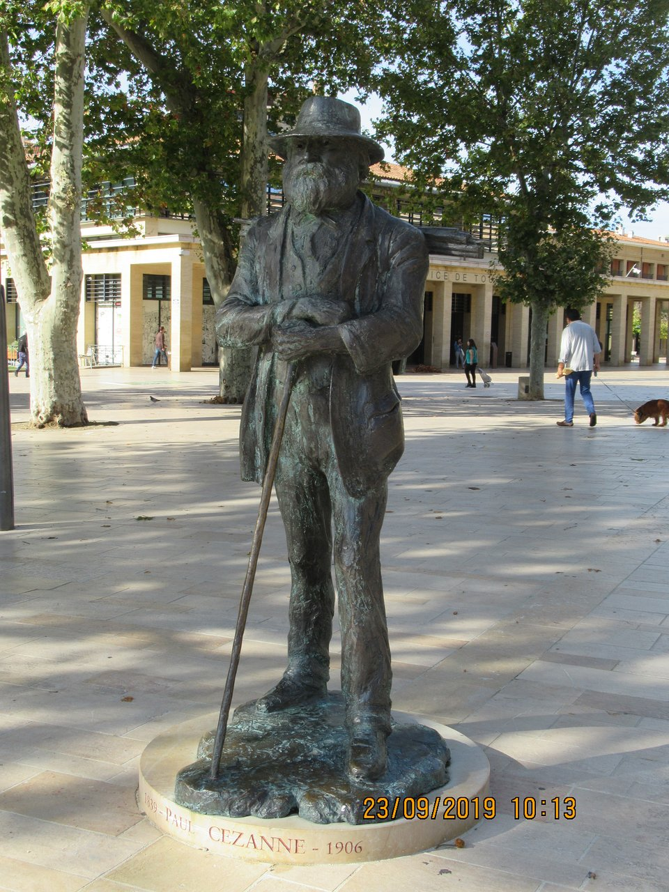 Stone Aix En Provence statue of paul cezanne (aix-en-provence) - 2020 all you need