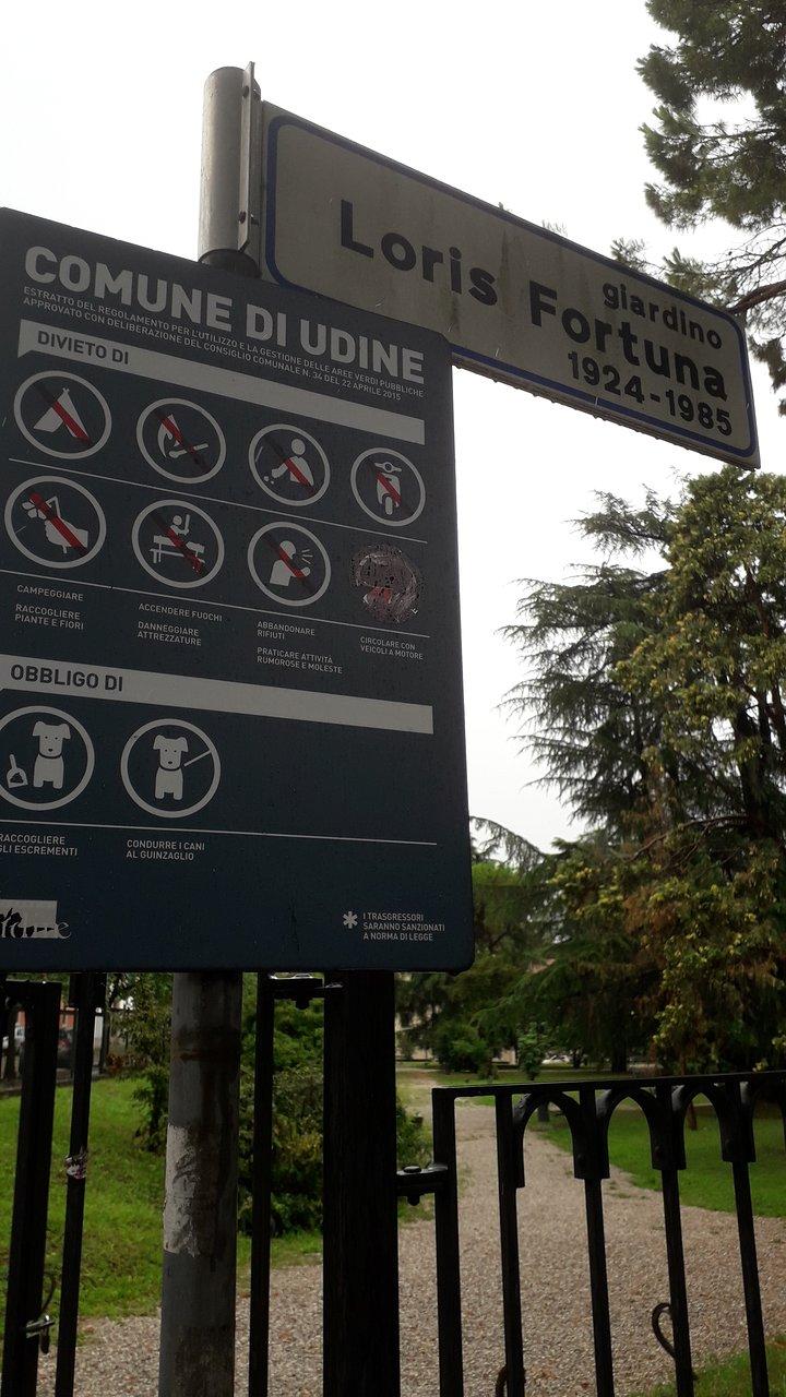 Giardino In Città Udine giardino storico loris fortuna (udine): aggiornato 2020