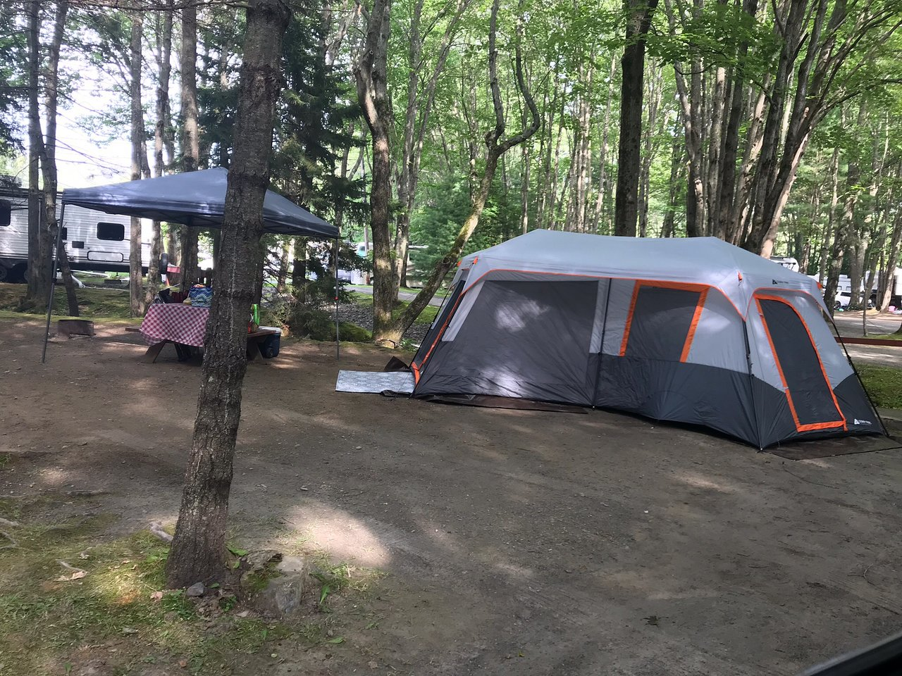 fuld hook up campingpladser i New York landskab dating gratis