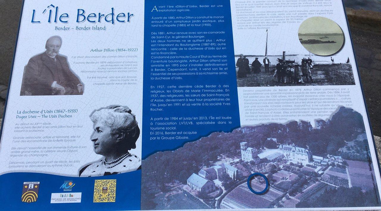 Le Jardin De Grand Mere ile de berder (larmor-baden) - 2020 all you need to know