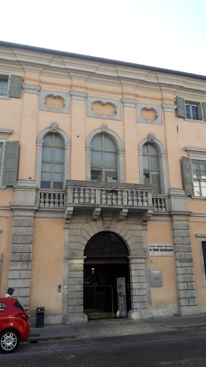 Giardino In Città Udine palazzo toppo wassermann (udine) - 2020 all you need to know