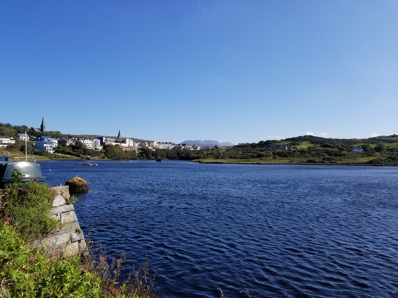 deep sea angling, fishing of coast Connemara   Connemara