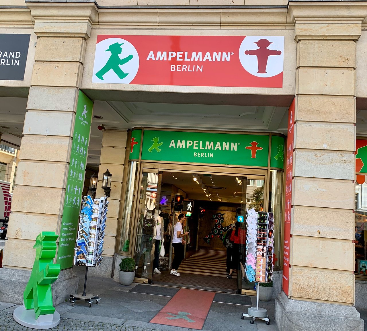 Ampelmann Shop Berlin 2020 All You Need To Know Before You Go