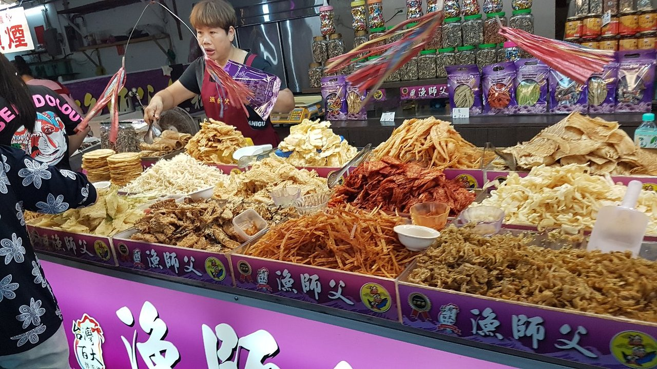 Bisha Harbour Live Seafood Market ...