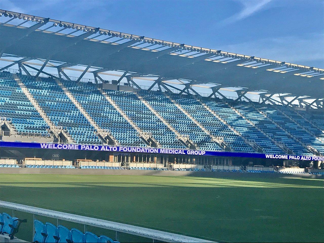 avaya stadium seating chart 3d - Bamil