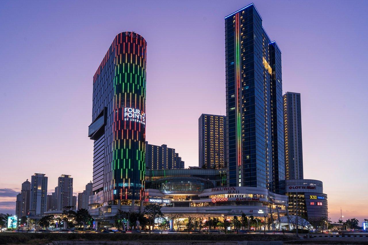 Four Points By Sheraton Surabaya Pakuwon Indah 50 5 7 Updated 2021 Prices Hotel Reviews Java Tripadvisor