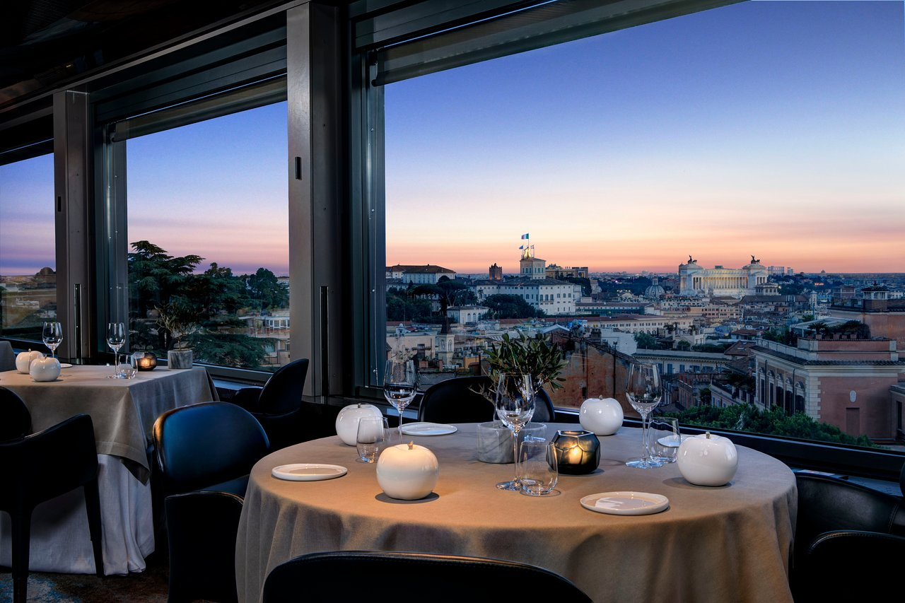 The 10 Best Restaurants With A View In Rome Tripadvisor