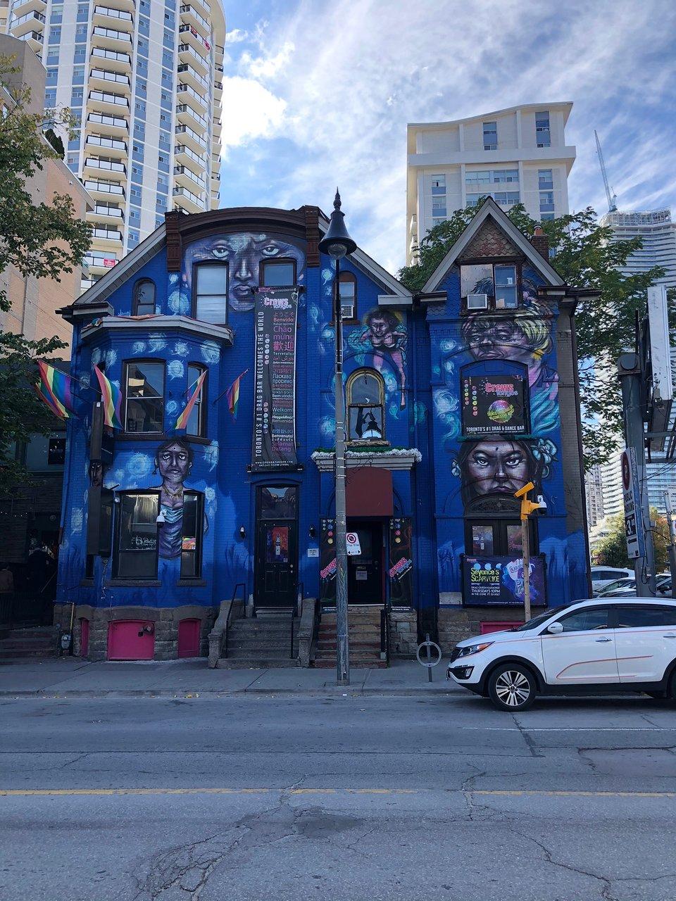 Toronto gay spoty