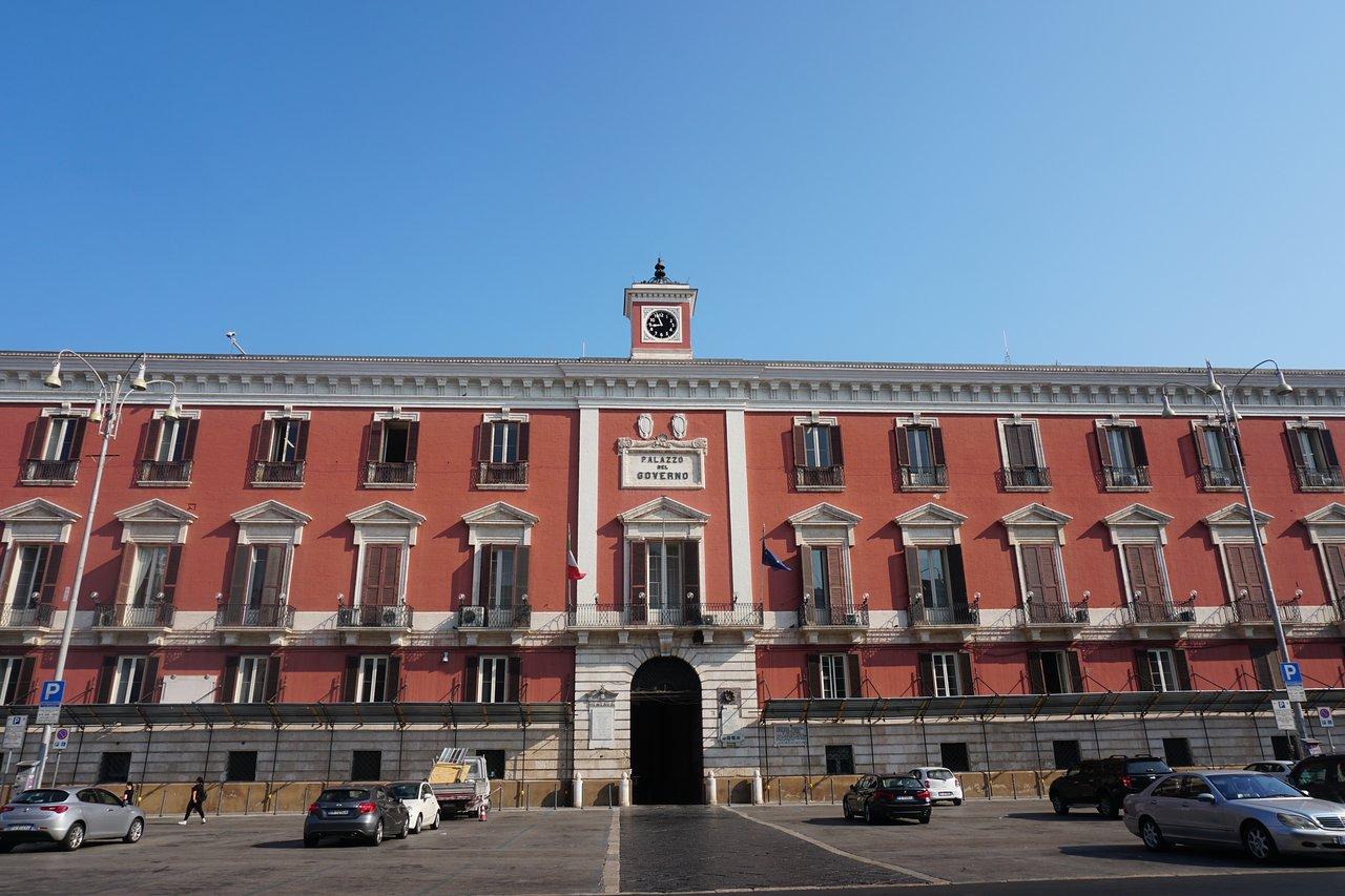 Carbonara Di Bari Storia palazzo de governo (bari): aggiornato 2020 - tutto quello