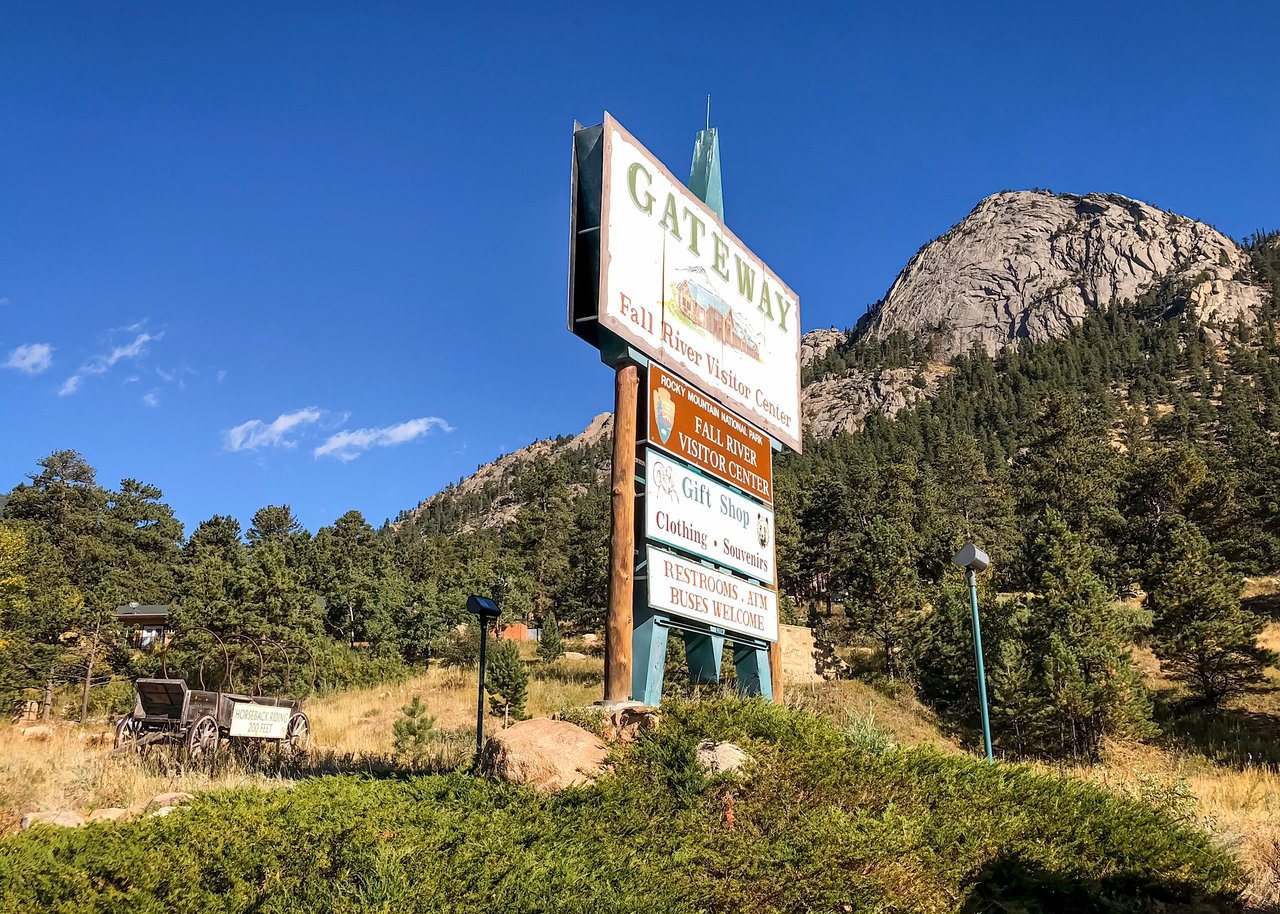 Fall River Visitor Center (Rocky Mountain National Park) - 5