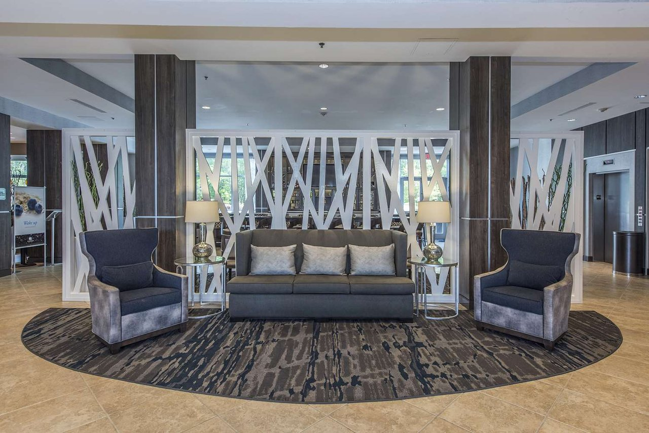 Doubletree By Hilton Hotel North Charleston Convention