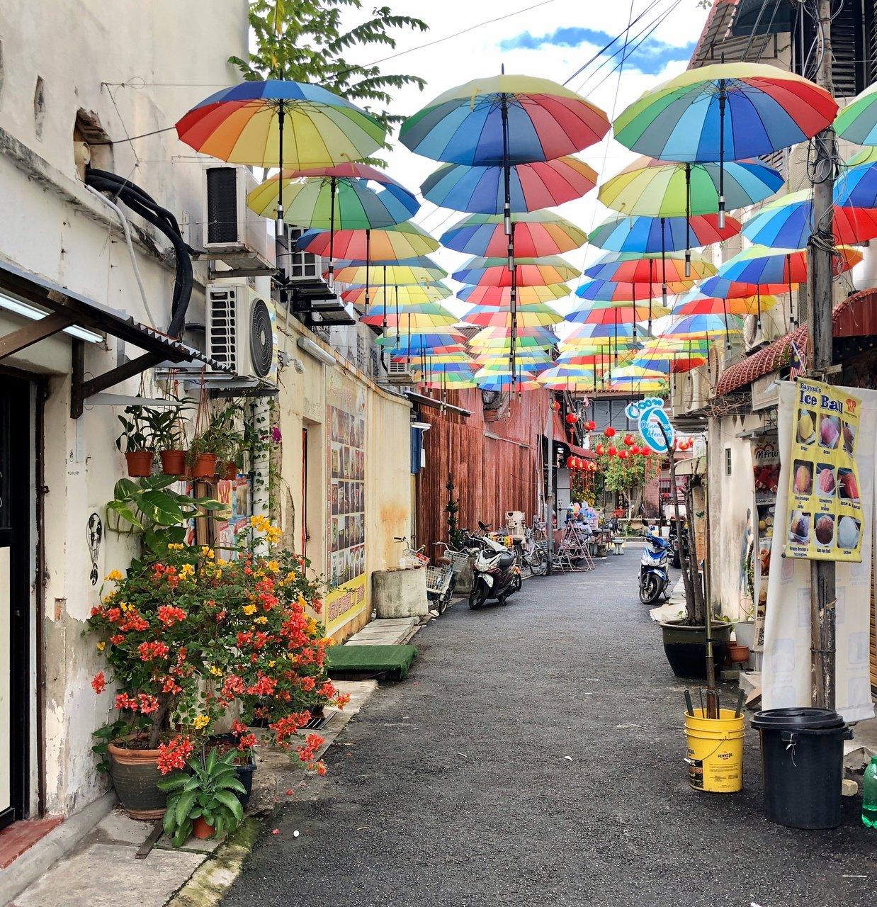 Penang Heritage Night Market (Georgetown, Malaysia