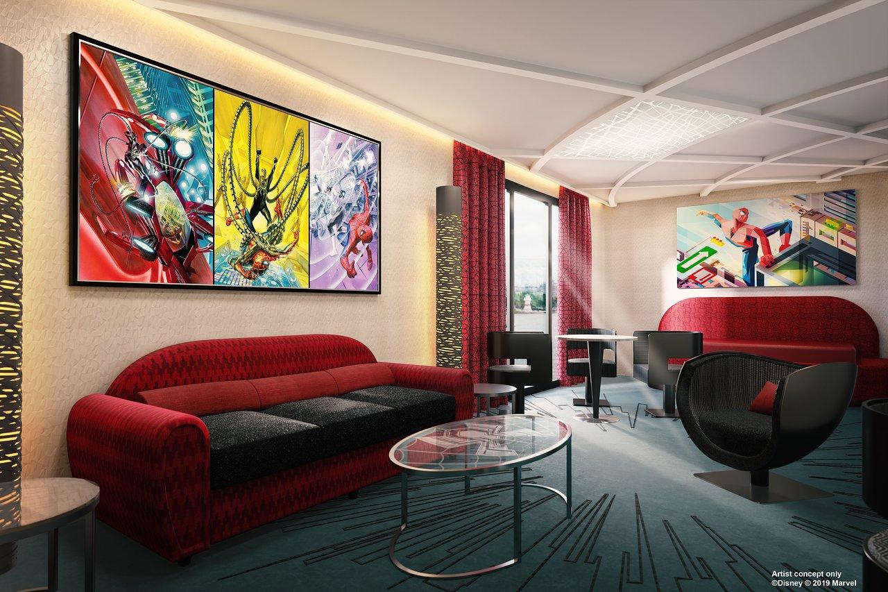 Chambre Sur Le Thème De New York disney's hotel new york (chessy) : tarifs 2020 mis à jour, 3