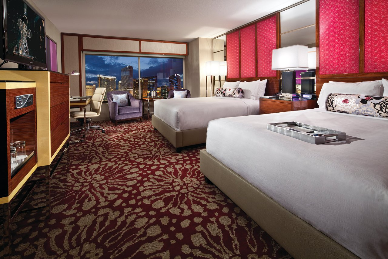 mgm grand hotel room for free with myvegas app