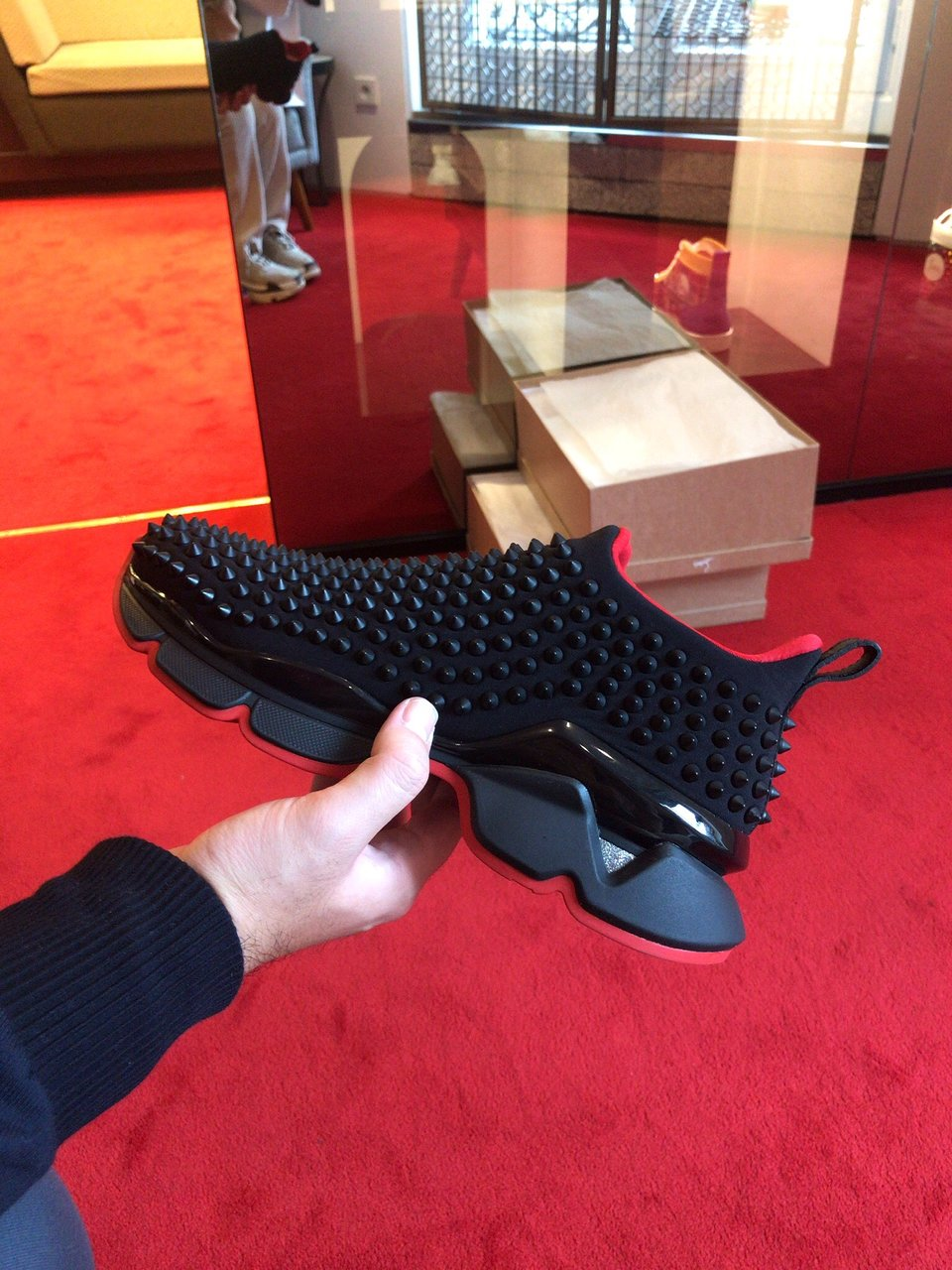 2019 Louboutin Couple
