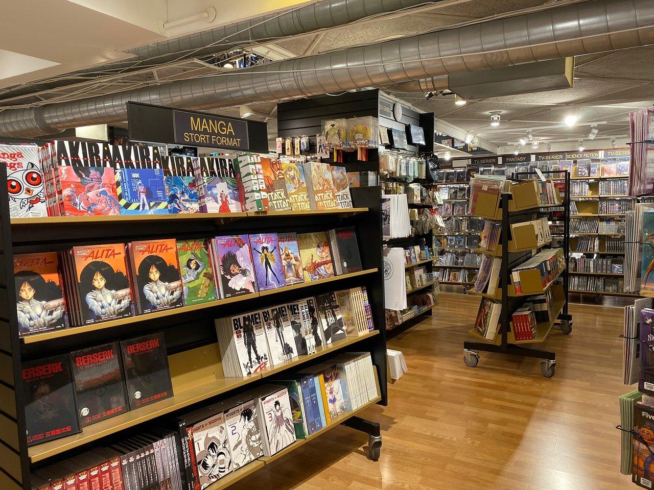bokhandel port 73