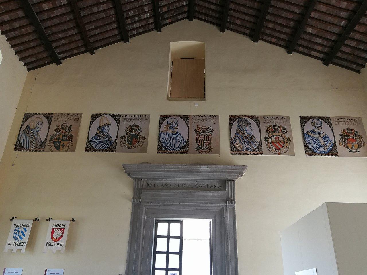 Palazzo dei Papi (Viterbo, Italien) omdömen Tripadvisor