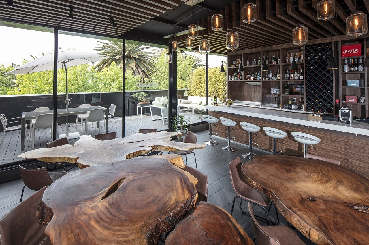 Quiet Well Lit Street In La Condesa Review Of Casa Maria