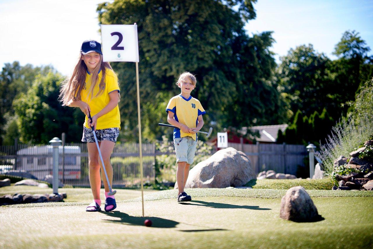 Spelar du golf och r du singel? Registrera dig gratis