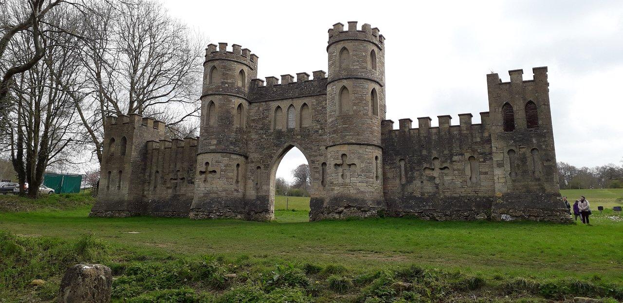 Image result for sham castle