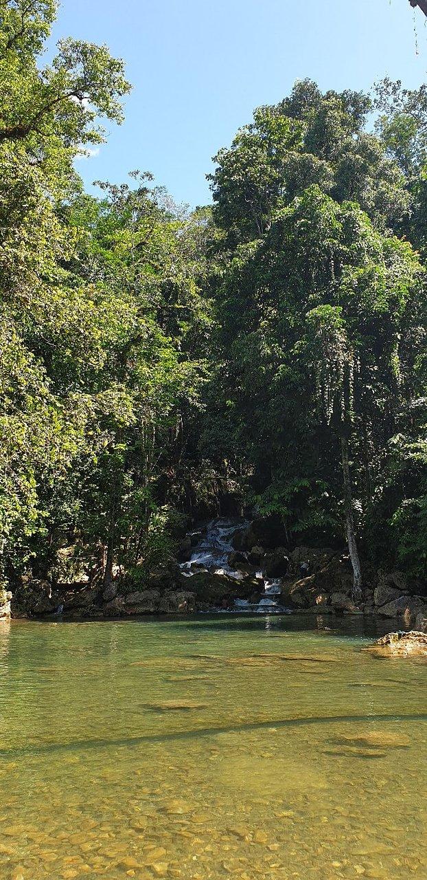 Air Terjun Masriv Korido Pulau Supiori, Indonesia   Review ...