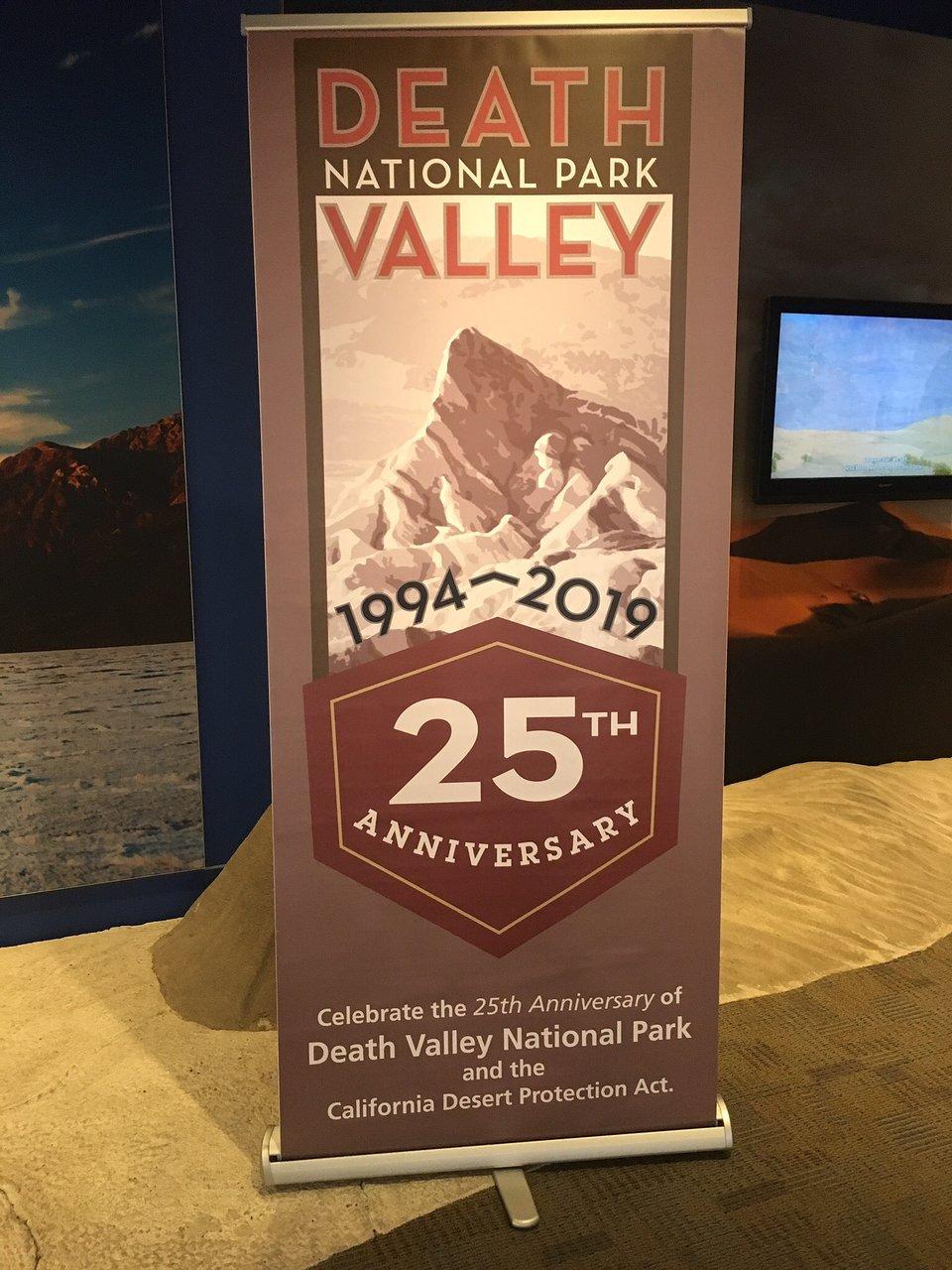 Furnace Creek Visitor Center Death Valley National Park