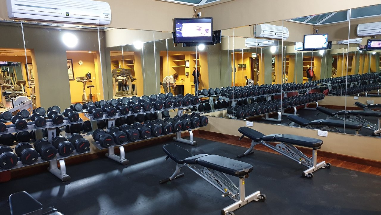 Bab Al Shams Desert Resort Spa Gym Pictures Reviews Tripadvisor