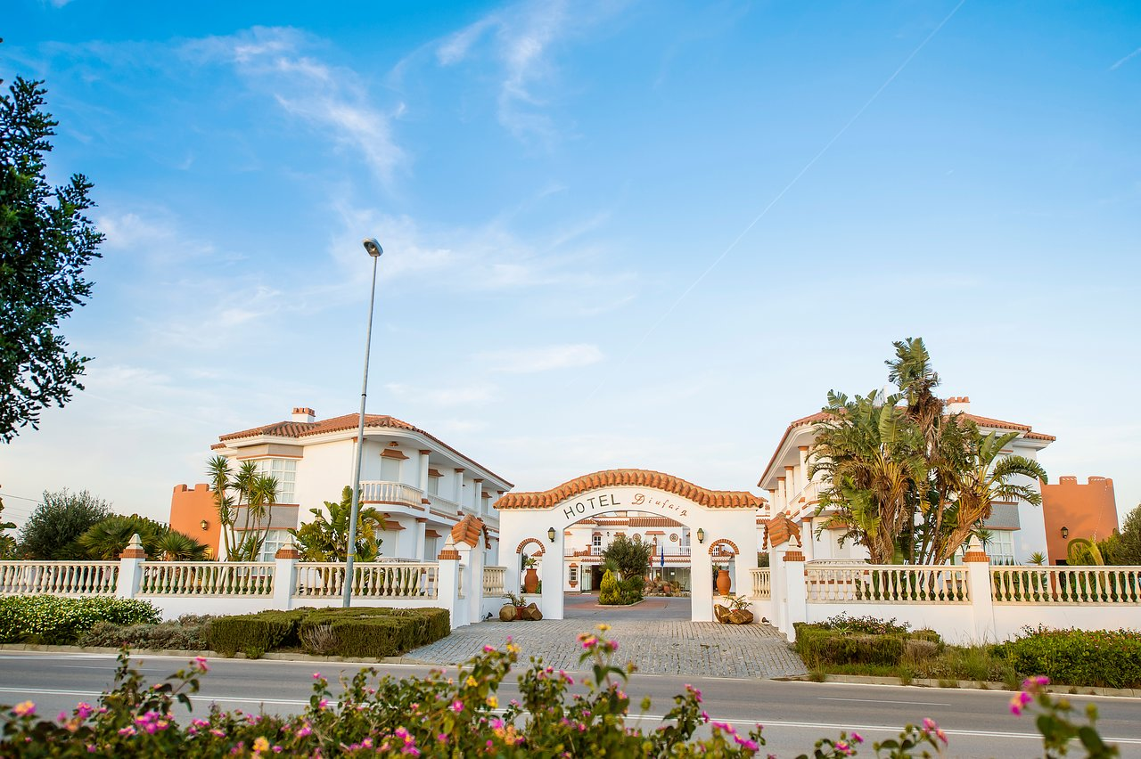 Hotel Diufain Prices Reviews Conil De La Frontera