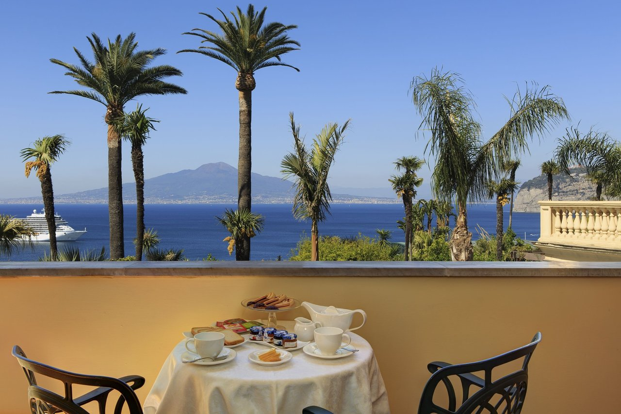 Grand Hotel Royal Prices Reviews Sorrento Italy