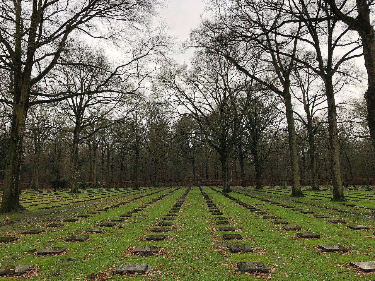 Vladslo German War Cemetery Diksmuide TripAdvisor