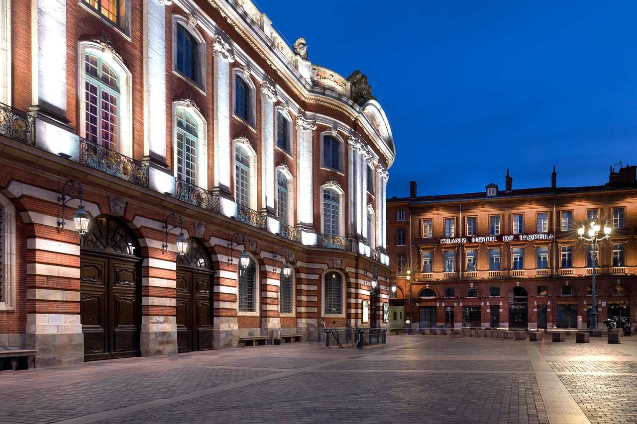 Grand Hotel De L Opera 117 1 8 8 Prices Reviews Toulouse France Tripadvisor